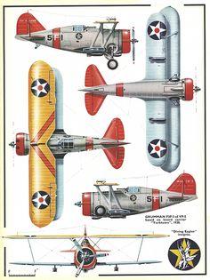 Grumman F3F