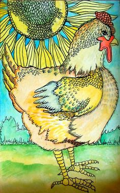 Art - Chicken
