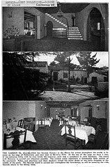 1927 photographs of the garden of allah from home builder magazine