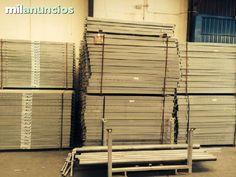 . Venta de lote de andamio modular NUEVO , sistema H. Lotes de 1.000m� a 14,00 �/m�- (50ml x 20mh)  Venta de lote de andamio modular NUEVO, sistema H. Lote  de 500m� a 15,50�/m�- STOCK 10.000M�,