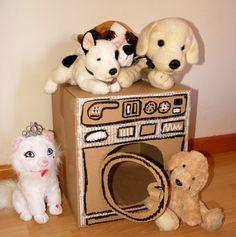 caja lavadora