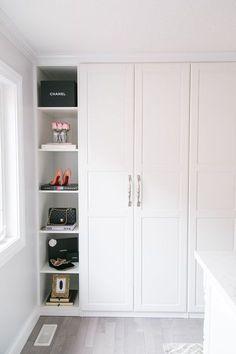 Ikea Pax Wardrobe Hack To Create Your Dream Closet! Sparkleshinylove.com