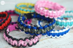 DIY Mosquito repellent braclet  's that time of year when we want to be outdoors enjoying all the fun activities that summer has to offer. Unfortunately, summer fun usually comes along with summer bug bites. Fight back naturally this summer with clevermosquito repelling bracelet. Kaitlyn writes……. A couple of weeks ago I saw a sale on some mosquito repelling …