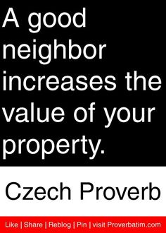 16 Best Quotes About Home And Neighbors Images Frases Neighbor
