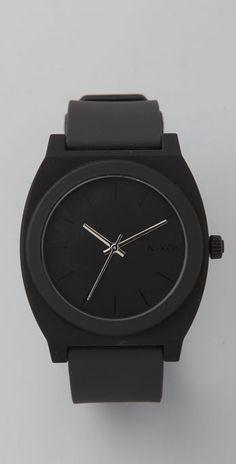 Nixon Time Teller P Watch thestylecure.com