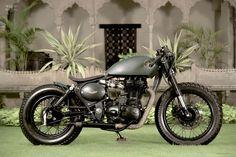 Custom-Royal-Enfield-500cc-Classic-by-Rajputana-customs