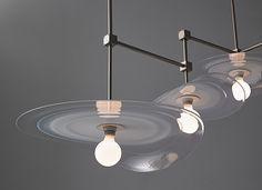Lillypad Chandelier » Jamie Harris Studio - New York