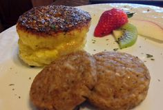 Asheville Foodie: Herbed Baked Egg Soufflé Recipe from our friends at Prospect Hill Bed & Breakfast Inn