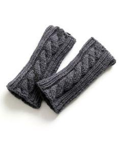 Miss Julia's Vintage Knit & Crochet Patterns: Free Wrist Warmer Patterns