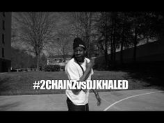 2 Chainz shows us his skills on the court and challenges DJ Khaled to a game of basketball. Who do you think would win? Use #2ChainzVsDjKhaled to answer!