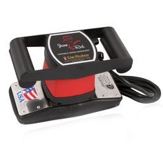 As the industry standard among professional massage therapists, Jeanie Rub offers deep, penetrating massage through a hand-held electric device. Now you can get the same treatment at home with Jeanie Rub and accessories. Muscle Knots, Deep Massage, Back Massager, Professional Massage, Sports Massage, Muscle Tension, Action, Deep Tissue, Variables