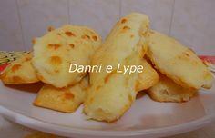 Pão de queijo com iogurte natural da andréa - Tuasreceitas.com.br