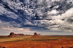 Navajo Nation's Monument Valley Park, Navajo, AZ, USA