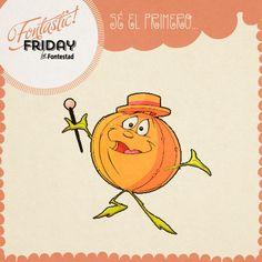 ¿Qué famoso concurso de TV su una mascota era una calabaza en lugar de ser una naranja?