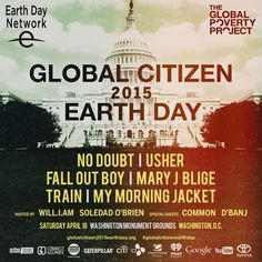 Earth Day 2015: Global Citizens Unite | Conscious Living TV