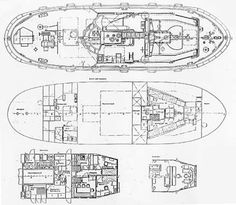 mechanix illustrated boat plans free - Cerca con Google