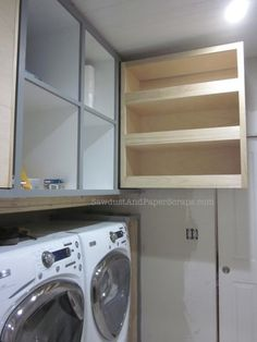 pull out storage cabinet - free and easy plans from https://sawdustgirl.com.