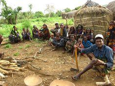 Borana Tribe in Africa
