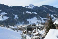 Saanenmöser - Schönried - Panoramaweg - Gruben - Gstaad