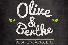 Nouvelle identité visuelle pour Olive & Berthe, petit restaurant de produit frais situé à Beaucouzé. Dans le cadre de cette refonte complète, Atmosphère à imaginé un nouveau nom ainsi qu'un nouveau logo pour le restaurant, et décliné de nombreux supports. #Restaurant #Beaucouzé #Logo