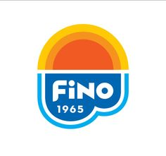 FINO ice cream. Logo by Oxhouse design studio.