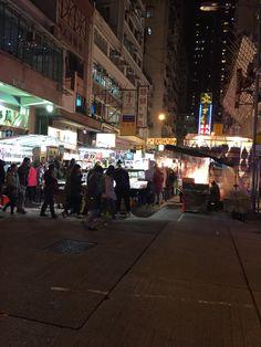 香港 庙街