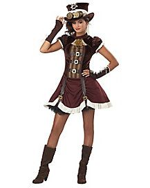 Tween Steampunk Costume