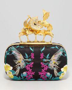 Alexander McQueen Apple & Hummingbird...   $2,845.00