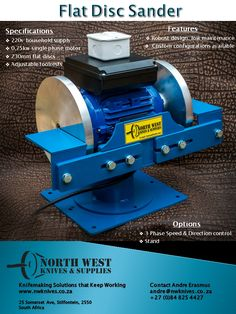 North West Knives & Machine Manufacturers is under construction Knife Grinder, Belt Grinder, Sharpening Tools, Lathe Tools, Assault Weapon, Leather Projects, Knife Making, Kitchen Aid Mixer, Metal Working