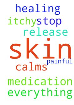 Prayer for healing of my skin -   Please pray for me. My skin is itchy and painful. It doesn't stop. Please pray for release and that this medication calms everything down.�   Posted at: https://prayerrequest.com/t/76d #pray #prayer #request #prayerrequest