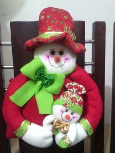 Cubre silla diseño 2017, 2018.NUEVOS Snowman, Wedding Decorations, Halloween, Outdoor Decor, Pattern, Christmas, Rey, Home Decor, Ideas