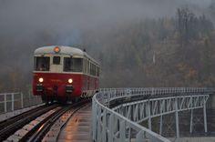 Na Zubačce už se stmívá... Bahn, Locomotive, World, Ideas, The World, Thoughts, Locs