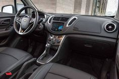Chevrolet Trax interior front, For Buying and Selling Beautiful #Chevrolet Trax, Just Visit here http://www.thecanadianwheels.ca/