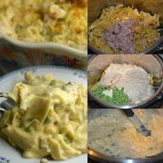 Instant Pot Cheesy Tuna Helper How to