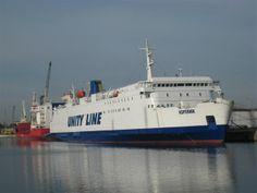 #unityline #ferry #ferries #kopernik #sea #swinoujscie #poland
