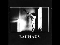 I am just now getting into Bauhaus, and Stigmata Martyr is a wonderfully creepy song.