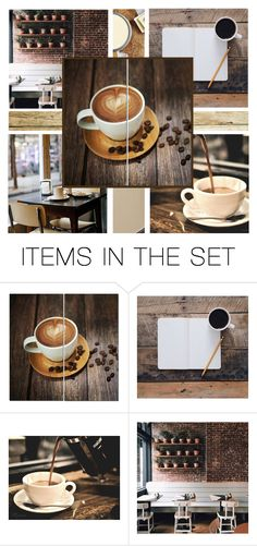 """""""Sunday Morning Coffee"""" by leegal57 ❤ liked on Polyvore featuring art"""
