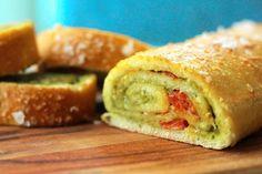 Storesøsters Kjøkken: Pestorull Med Grønn Pesto