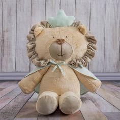 Lion Toys, Kids Room, Child Room, Baby Room, Plush, Teddy Bear, Christmas Ornaments, Holiday Decor, Children