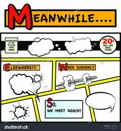 website comic style - Szukaj w Google