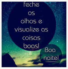 #Boanoite #bomdescanso