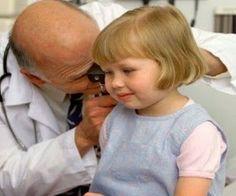 Crianças é tudo de bom : Otite (dor de ouvido em crianças)