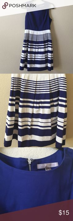 Strip dress Stripe on the bottom.         *FEEL FREE TO MAKE AN OFFER, WILLING TO ACCEPT REASONABLE OFFERS. ALSO GIVE A 15% DISCOUNT ON TWO OR MORE ITEMS BUNDLED. 🙃 Forever 21 Dresses