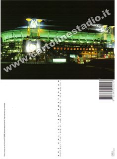 € 0,70 - code : NED-008 - AMSTERDAM ArenA - stadium postcard cartolina stadio carte stade estadio tarjeta postal