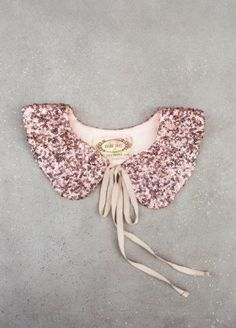 Tabitha Collar in Rosegold