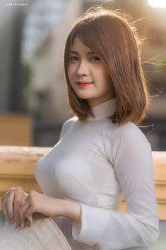 Beautiful Vietnamese Women, Most Beautiful Indian Actress, Beautiful Asian Women, Korean Beauty Girls, Beauty Full Girl, Asian Beauty, Japanese Beauty, Pretty Asian Girl, Cute Asian Girls