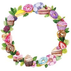Hf<ⁿ nmxhgc😎hBbhxhjgxnmxdkhmhkhoij. Candy Drawing, Cupcake Drawing, Watercolor Food, Watercolor Illustration, Logo Doce, Purple Flowers Wallpaper, Cake Icon, Sweet Logo, Cake Wallpaper