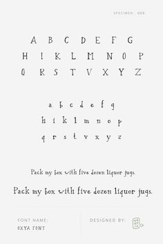 Handwriting Alphabet, Hand Lettering Alphabet, Typography Letters, Bullet Journal Font, Journal Fonts, Creative Lettering, Lettering Styles, Signature Fonts, Fancy Fonts