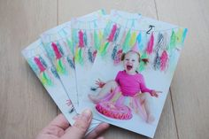 DIY #6 – Maak een originele fotokaart als verjaardagsuitnodiging