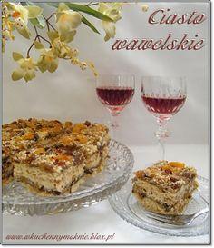 ciasto wawelskie